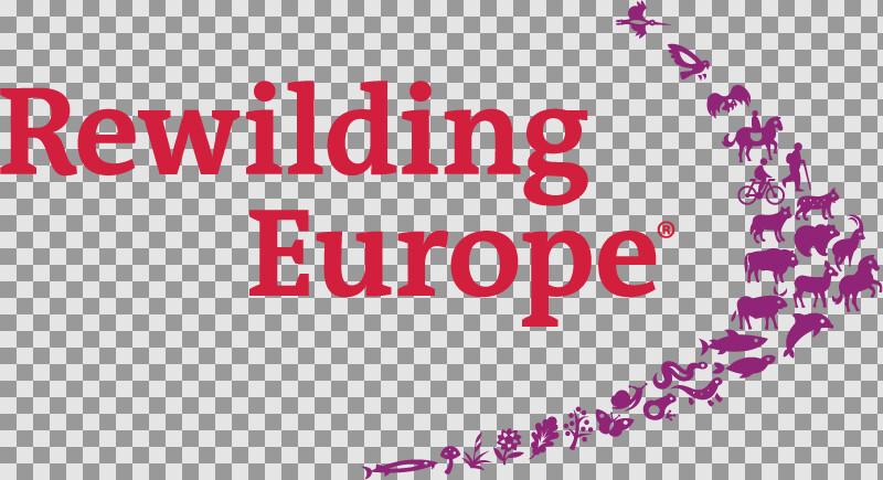 Logo Rewilding Europe - transparant